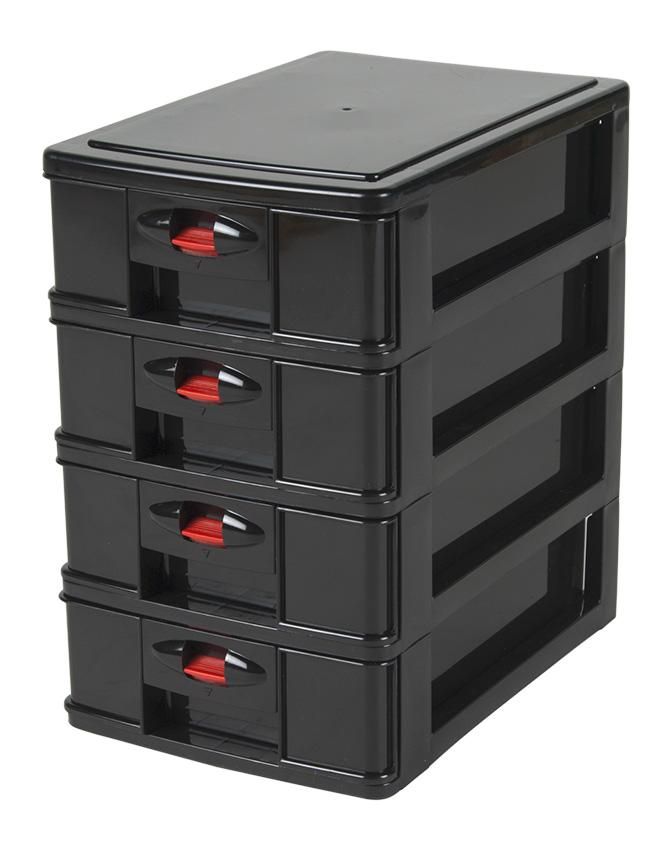 TM Drawer Set (4 Stacks)