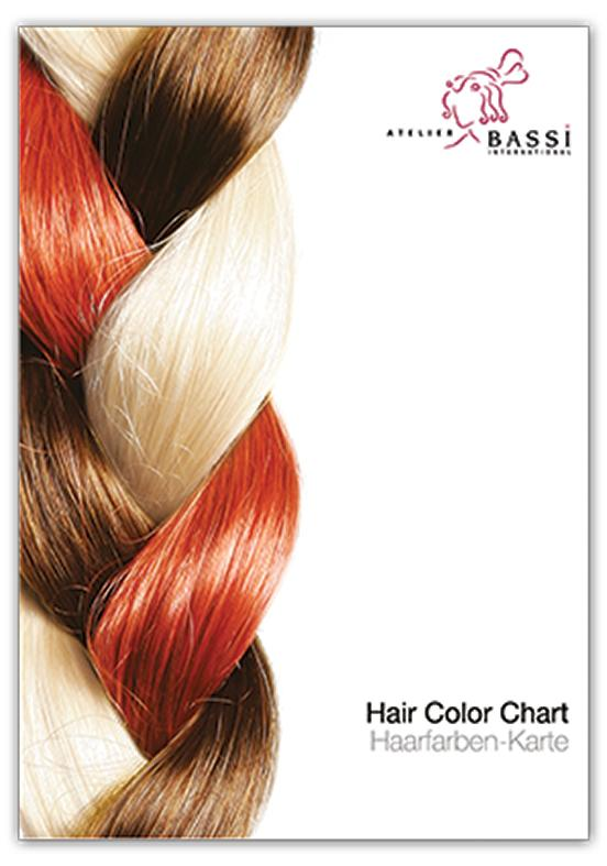 ATB Haircolor Card