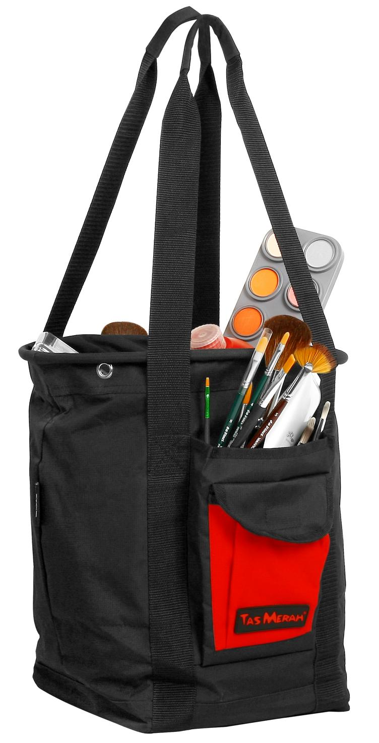 TM Carry Tool Bag Round Polyester