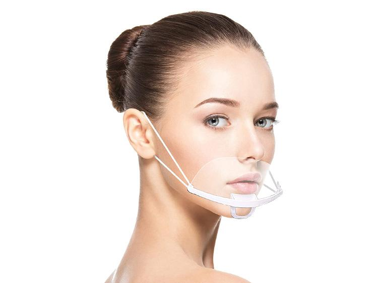ATB Transparent Mouth Shield (Chin Mask)