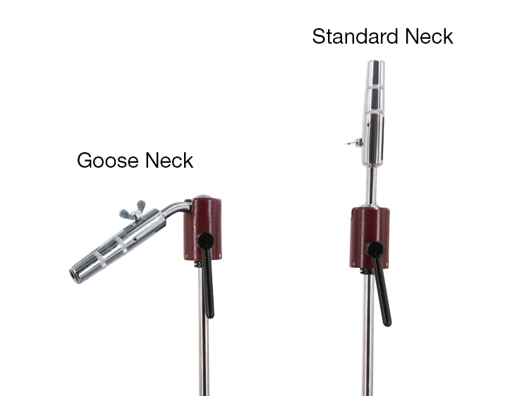 ATB Floor Wig Stand Heavy Duty with Goose Neck - 0